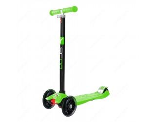 Самокат Y-Scoo RT Maxi Shine A20 зеленый
