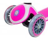 Самокат Y-Scoo RT Globber My Free Seat 4 в 1 розовый