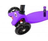 Самокат Y-Scoo RT Maxi Simple A20 фиолетовый