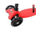 Самокат Y-Scoo RT Maxi Simple A20 красный