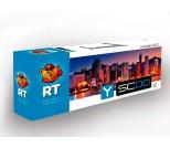 Самокат Y-Scoo RT 145 City Hong Kong  Deluxe красный