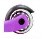 Самокат Y-Scoo RT Globber My free Fixed фиолетовый