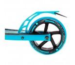 Самокат Y-Scoo RT 180 Slicker с амортизатором Deluxe голубой