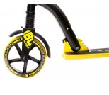 Самокат Y-Scoo RT 180 Slicker с амортизатором Deluxe желтый