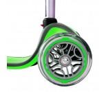 Самокат Y-Scoo RT Globber My Free New Technology зеленый