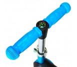 Самокат Y-Scoo Mini Jump&Go голубой