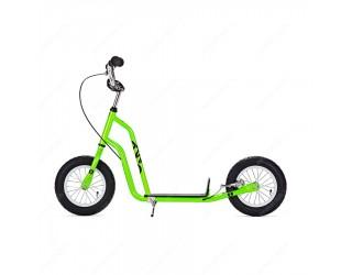 Самокат Yedoo Two зеленый