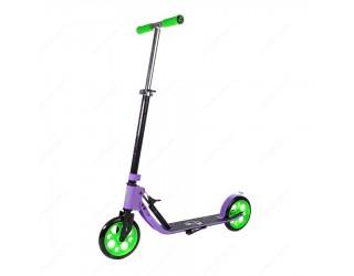 Самокат Zycom Easy Ride 200 фиолетово-зеленый