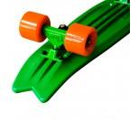 Мини круизер Case Рыбка 22 Green