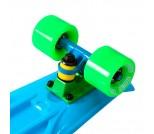 Мини круизер Fish Skateboard 22 Blue/Green