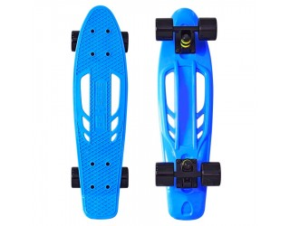 Мини круизер Fish Skateboard Fishbone 22 Blue/Black