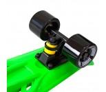 Мини круизер Fish Skateboard Fishbone 22 Green/Black