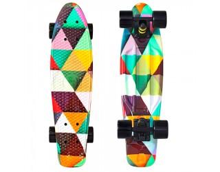 Мини круизер Fish Skateboard 22 Triddent