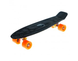 Мини круизер Fish Skateboard 22 черный