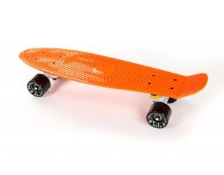 Мини круизер Fish Skateboard 22 оранжевый