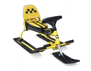 Снегокат Барс Comfort 106 Taxi желтый