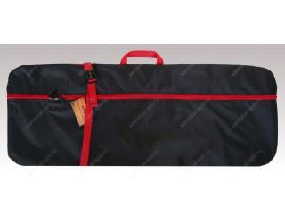 Чехол-рюкзак для самоката с колесами 200 мм SkateBox ST3 черно-красный