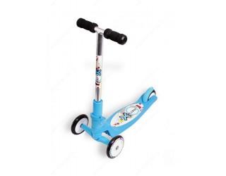 Самокат eXplore Tredia sport голубой