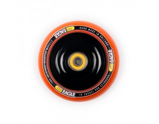 Колесо для трюкового самоката Eagle Core Black / Orange PU 100 мм