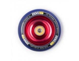 Колесо для трюкового самоката Eagle Core Red / Purple PU 100 мм