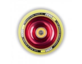 Колесо для трюкового самоката Eagle Core Red / Yellow PU 100 мм