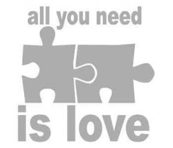 Бликер All You Need Is Love