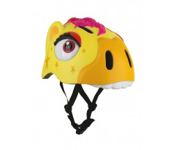 Шлем Crazy Safety Yellow Zebra 2018 Limited Edition