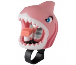 Звонок Crazy Safety Pink Shark