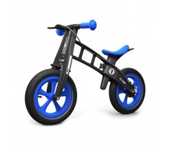 Беговел FirstBike Limited синий