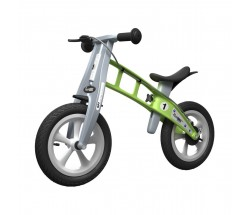 Беговел FirstBike Street зеленый