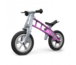 Беговел FirstBike Street розовый