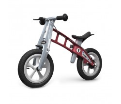 Беговел FirstBike Street красный
