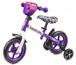 Беговел Small Rider Cosmic Zoo Ballance 2 в 1 фиолетовый