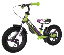 Беговел Small Rider Motors EVA зелёный