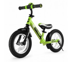 Беговел Small Rider Roadster 2 AIR Plus NB зеленый