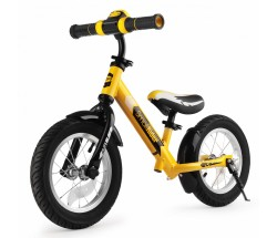 Беговел Small Rider Roadster 2 AIR Plus NB желтый
