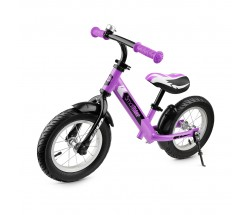 Беговел Small Rider Roadster 2 AIR фиолетовый