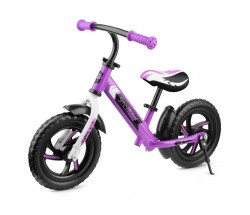 Беговел Small Rider Roadster 2 EVA фиолетовый