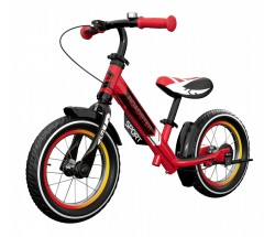 Беговел Small Rider Roadster 3 Sport AIR красный