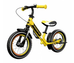 Беговел Small Rider Roadster 3 Sport AIR желтый