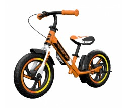 Беговел Small Rider Roadster 3 Sport EVA оранжевый