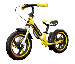 Беговел Small Rider Roadster 3 Sport EVA желтый