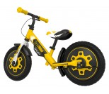 Беговел Small Rider Roadster Sport 4 EVA желтый