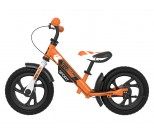 Беговел Small Rider Roadster Sport 4 EVA оранжевый