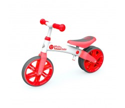 Беговел Y-Bike Y-Velo Junior красный