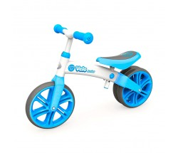 Беговел Y-Bike Y-Velo Junior синий