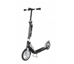 Самокат Hudora Big Wheel Air 230 черный