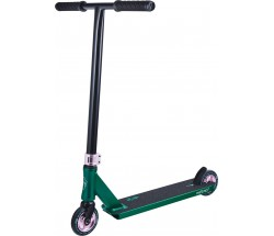 Самокат North Scooters Hatchet 2020 Emerald/Rose Gold