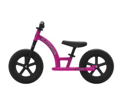 Беговел Playshion FS-BB001 Street Bike розовый