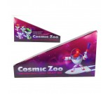 Самокат Small Rider Cosmic Zoo Galaxy Seat зеленый